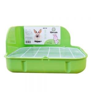 Bac à litière pour lapin nain Mon Lapin Nain 2