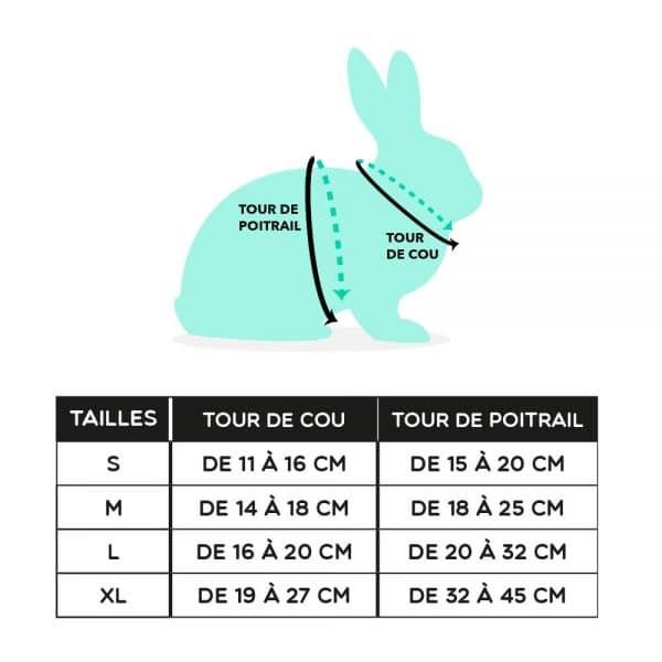 Harnais pour lapin   BunnyBasic™ Mon Lapin Nain 6