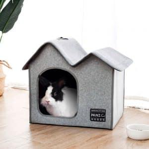 Maison pour lapin Mon Lapin Nain