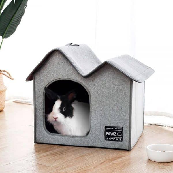 Maison pour lapin Mon Lapin Nain 3