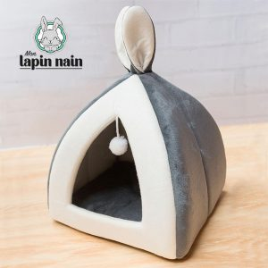 Maison de lapin Mon Lapin Nain