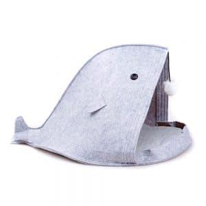 Cabane pour lapin Baleine Mon Lapin Nain 2
