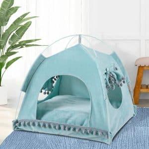 Cabane pour lapin | Toile de tente Mon Lapin Nain